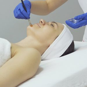 Superficial peels and microneedling combination therapy